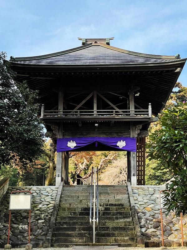 鐘楼門(山門)